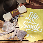 Life on the Sands Beach Bag - Verde