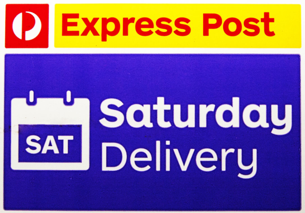 ExpressPostSaturday