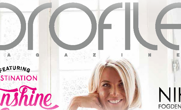 Profile Magazine Banner